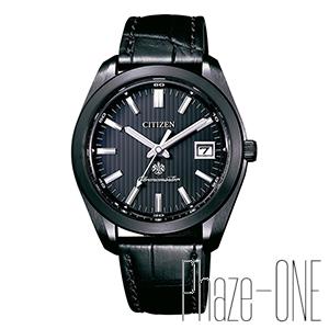 シチズン ザ・シチズン 限定モデル ソーラー メンズ 腕時計 AQ4054-01E