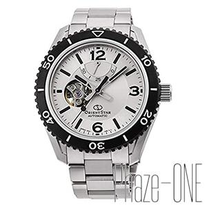 オリエント オリエントスター セミスケルトン 自動巻き メンズ 腕時計 RK-AT0107S