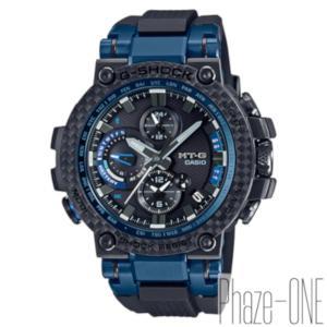 新品 即日発送可 カシオ Gショック MT-G Bluetooth ソーラー 電波 時計 メンズ 腕時計 MTG-B1000XB-1AJF
