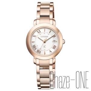 シチズン クロスシー hikari collection Titania Happy Flight ソーラー 電波 時計 レディース 腕時計 ES9444-50A