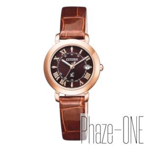 新品 即日発送可 シチズン クロスシー hikari collection Titania Happy Flight ソーラー 電波 時計 レディース 腕時計 ES9442-04W