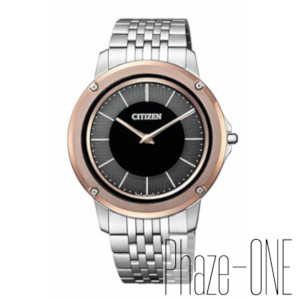 シチズン エコ・ドライブ ワン メタルバンドモデル ソーラー メンズ 腕時計 AR5055-58E