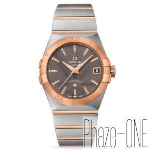 新品 即日発送可オメガ コンステレーション 自動巻き 時計 メンズ 腕時計 123.20.38.21.06.002