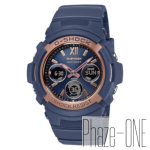 カシオ G-SHOCK Precious Heart Selection ソーラー 電波 時計 メンズ 腕時計 AWG-M100SNR-2AJF
