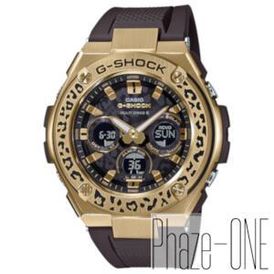 カシオ G-SHOCK Love The Sea And The Earth WILDLIFE PROMISING コラボレーションモデル ソーラー 電波 時計 メンズ 腕時計 GST-W310WLP-1A9JR