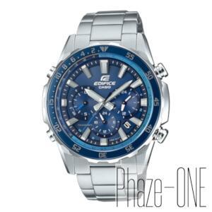 カシオ EDIFICE ソーラー 電波 時計 メンズ 腕時計 EQW-T670DB-2AJF