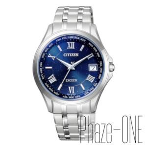 シチズン エクシード エコドライブ ソーラー 電波 時計 メンズ 腕時計 CB1080-52L