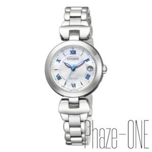 シチズン エクシード エコドライブ Titania Happy Flight ソーラー レディース 腕時計 ES9420-58A