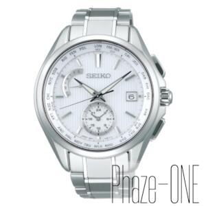 セイコー ブライツ ソーラー 電波 時計 メンズ 腕時計 SAGA283