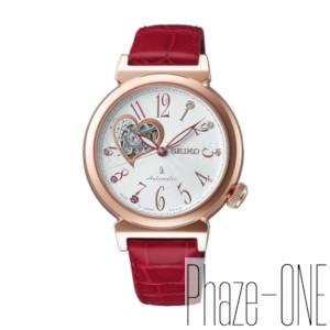 新品 即日発送可 セイコー ルキア 限定モデル 自動巻き 時計 レディース 腕時計 SSVM030