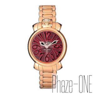 【あす楽対応】 GAGA MILANO ガガミラノ マヌアーレ 35MM クオーツ 時計 レディース 腕時計 6021.4