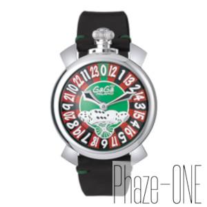 並行輸入品 本物 新品 GaGa MILANO メカニカル 男性用 ウォッチ 即日発送可 ガガミラノ メンズ 世界限定500本 激安格安割引情報満載 ラスベガス 48MM 腕時計 マヌアーレ 手巻き VEGAS 5010.LAS