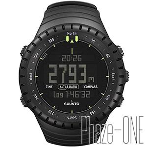 国内正規品 国内送料無料 SUUNTO ユニセックス ウォッチ 新品 即日発送 スント コア オールブラック 腕時計 SS014279010