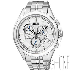 海外モデル CITIZEN エコドライブ 男性用 ウォッチ 新品 即日発送 シチズン クロノグラフ ソーラー 電波 時計 メンズ 腕時計 BY0051-55A