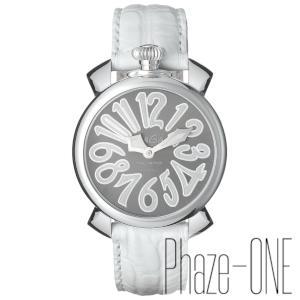 【あす楽対応】 ガガミラノ マヌアーレ 40MM クォーツ 時計 ユニセックス 腕時計 5020.9