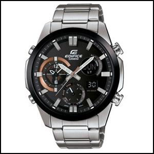 CASIO カシオ エディフィス デジアナ クオーツ 時計 メンズ 腕時計 ERA-500DB-1AJF