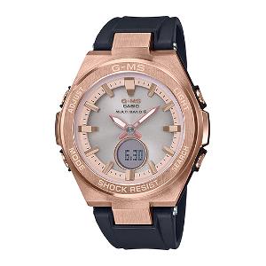 カシオ ベイビーG G-MS MULTI BAND 6 ソーラー 電波 時計 レディース 腕時計 MSG-W200G-1A1JF