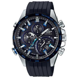 カシオ エディフィス モバイルリンク ソーラー 時計 メンズ 腕時計 EQB-501XBR-1AJF