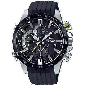 カシオ エディフィス モバイルリンク ソーラー 時計 メンズ 腕時計 EQB-800BR-1AJF
