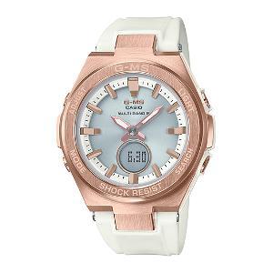 カシオ BABY-G G-MS MULTI BAND 6 ソーラー 電波 時計 レディース 腕時計 MSG-W200G-7AJF