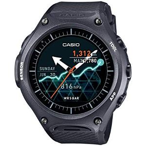 国内正規品 Smart Outdoor Watch スマート ウオッチ 新品 至高 発売モデル ウォッチ 腕時計 アウトドア ユニセックス 即日発送 カシオ WSD-F10BK
