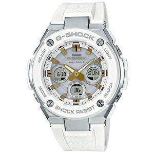 カシオ Gショック Gスティール ソーラー 電波 時計 メンズ 腕時計 GST-W300-7AJF