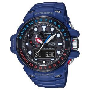 新品 即日発送 CASIO カシオ Gショック ガルフマスター ソーラー 電波 時計 メンズ 腕時計 GWN-1000H-2AJF