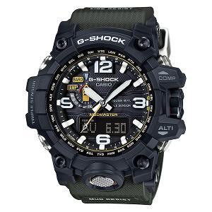 カシオ Gショック マッドマスター ソーラー 電波 時計 メンズ 腕時計 GWG-1000-1A3JF