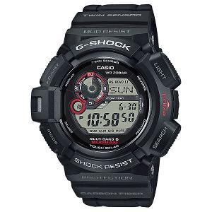 カシオ Gショック マッドマン ソーラー 電波 時計 メンズ 腕時計 GW-9300-1JF