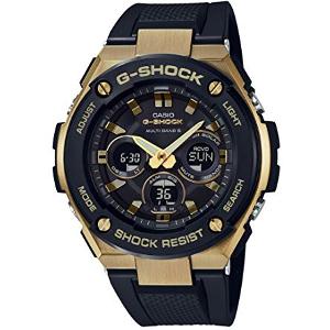 カシオ Gショック Gスティール ソーラー 電波 時計 メンズ 腕時計 GST-W300G-1A9JF
