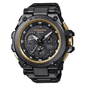 新品 即日発送可 カシオ Gショック GPS ハイブリッド ソーラー 電波 時計 メンズ 腕時計 MTG-G1000GB-1AJF