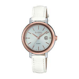 カシオ SHEEN Solar Sapphire Model ソーラー 時計 レディース 腕時計 SHS-4525PGL-7AJF