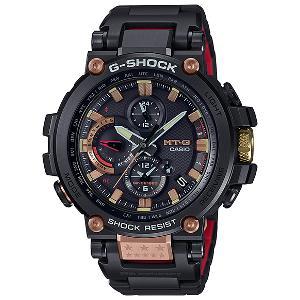 新品 即日発送可 カシオ Gショック MT-G MAGMA OCEAN 限定モデル Bluetooth搭載 ソーラー 電波 時計 メンズ 腕時計 MTG-B1000TF-1AJR