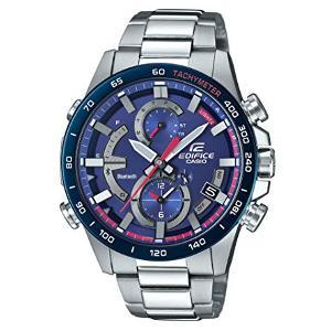 新品 即日発送可 カシオ エディフィス モバイルリンク Scuderia Toro Rosso Limited Edition ソーラー 時計 メンズ ウォッチ EQB-900TR-2AJR