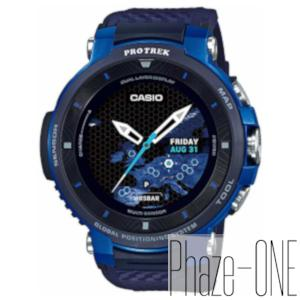 新品 即日発送可 カシオ プロトレック Smart Outdoor Watch スマートウォッチ ユニセックス 腕時計 WSD-F30-BU