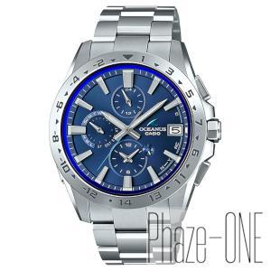 カシオ オシアナス CLASSIC LINE Bluetooth ソーラー電波 時計 メンズ 腕時計 OCW-T3000-2AJF