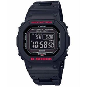 カシオ Gショック Bluetooth ソーラー電波 時計 メンズ 腕時計 GW-B5600HR-1JF