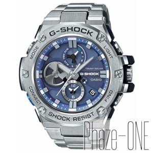 新品 即日発送可 カシオ Gショック G-STEEL Bluetooth ソーラー 時計 メンズ 腕時計 GST-B100D-2AJF