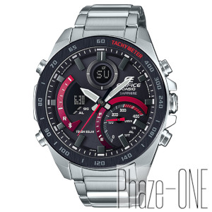 カシオ EDIFICE Bluetooth対応 ソーラー 時計 メンズ 腕時計 ECB-900YDB-1AJF
