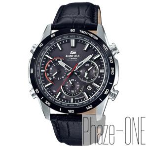 カシオ EDIFICE TOUGH MOVEMENT ソーラー 電波 時計 メンズ 腕時計 EQW-T650BL-1AJF