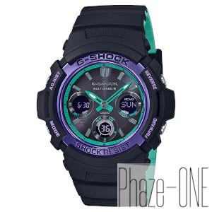 新品 即日発送可 カシオ Gショック MULTIBAND6 ソーラー 電波 時計 メンズ 腕時計 AWG-M100SBL-1AJF