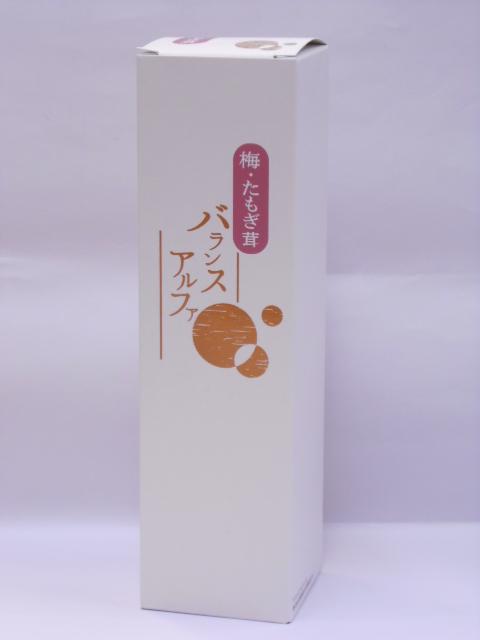 梅たもぎ茸バランスアルファ900ml送料無料【smtb-k】【w1】