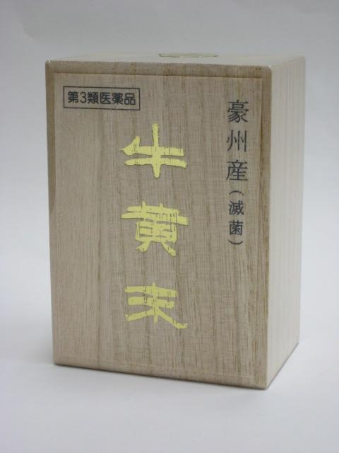 【第3類医薬品】トチモトの牛黄末(ゴオウ)5g栃本天海堂【smtb-k】【w1】