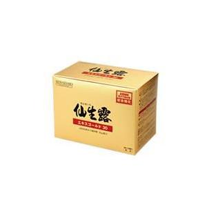 仙生露 エキスゴールド30 30mg×30袋(レトルトタイプ)