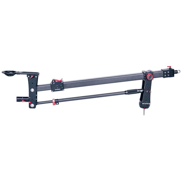 iFootage 撮影用クレーン ミニジブ M1-3 Mini Crane カーボン 軽量 国内保証1年 簡単設置 ケース付き