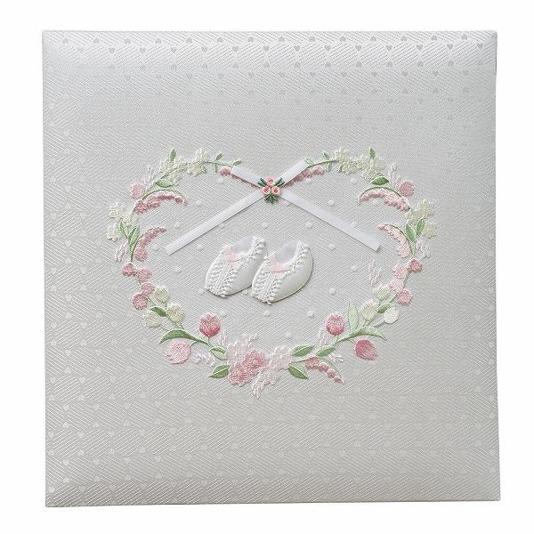 フエルアルバムDigio ミルキーシューズ(ピンク)【楽ギフ_のし】【楽ギフ_名入れ】