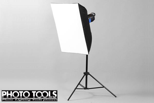 送料無料 ストロボ MS-PRO 600 ソフトボックスセット  ●フラッシュ 撮影ライト スタジオ照明 p056