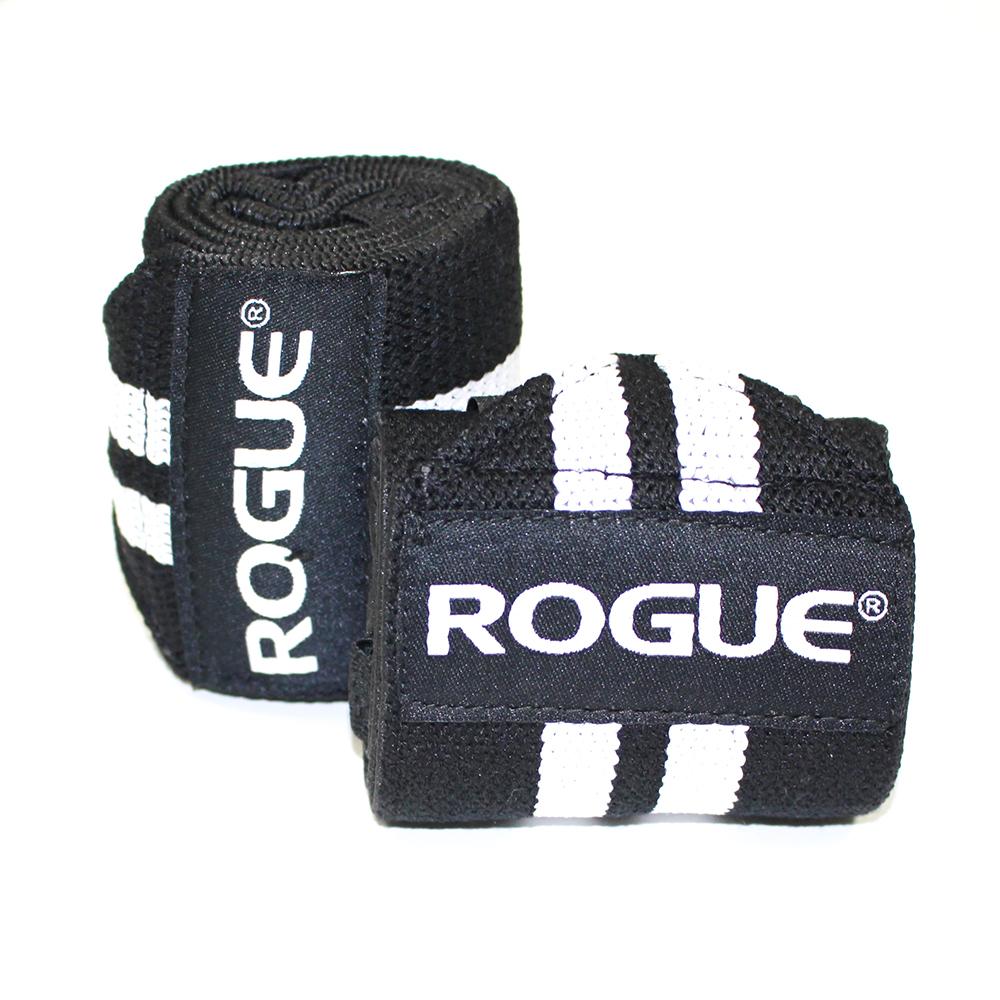海外並行輸入正規品 トレーニング中の手首の不安を解消 高重量も安心して扱えます ローグ リストラップ ROGUE Wraps 新作 人気 Wrist 45センチ Mサイズ