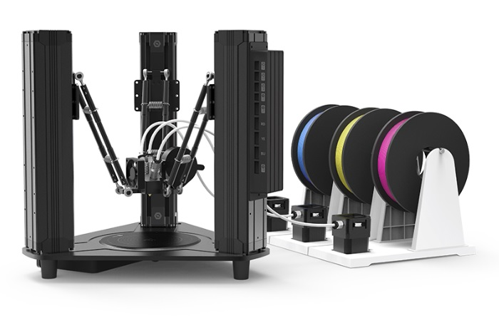 DOBOT MOOZ 3-Z  3Dプリンタ専用モデル(3色混合)