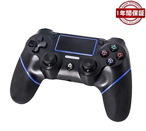 2021最新改良版 PS4 DualShock 4 年末年始大決算 Bluetooth 接続 専門店 Pro Slim PCおよびモーションモーターと 無線コントローラー プレイステーション4